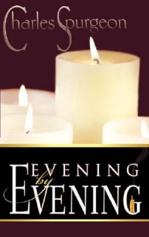 Evening By Evening Pb