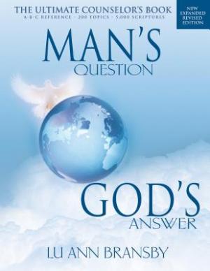 Mans Question Gods Answer Pb