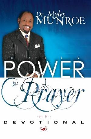 Daily Power And Prayer Devotional Hb
