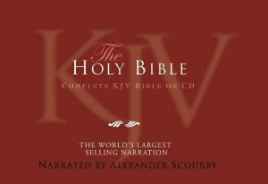 KJV Complete Bible on CD