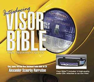 KJV New Testament Audio 14 CDS