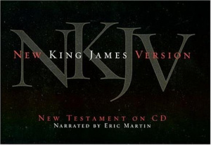 NKJV Audion Bible Complete read by Eric Martin