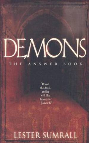 Demons The Answer Book Pb