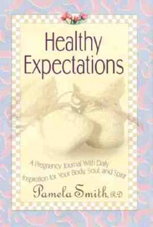 Healthy Expectations Diary Devotional Hb