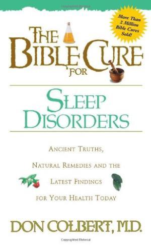 Bible Cure for Sleep Disorders