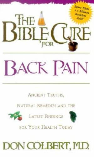Bible Cure For Back Pain Pb