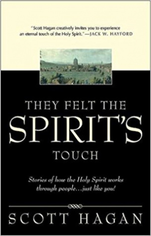 They Felt The Spirits Touch Pb