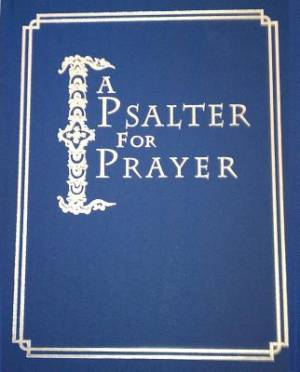 A Psalter for Prayer