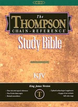 Thompson Chain Reference Handy Size Bible