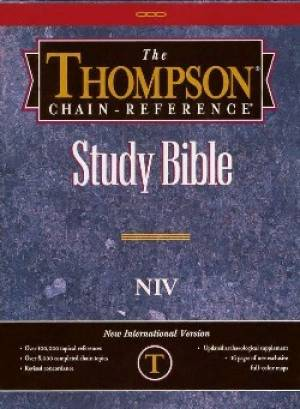 NIV Thomson-Chain Reference Bible