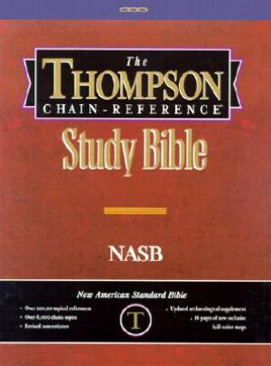 NAS Thompson Chain-Reference Bible