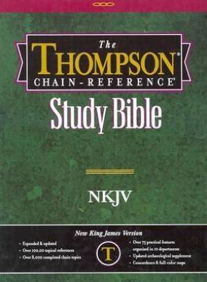 NKJV Thompson Chain-Reference Bible