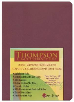 KJV Thompson Chain Reference Bible Im/Le/Cran
