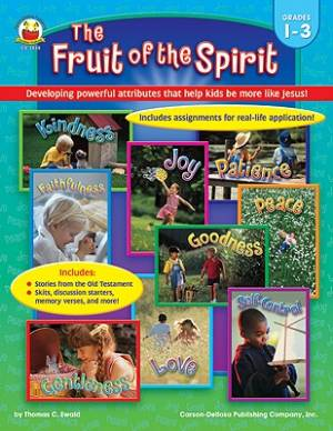 Fruit Of The Spirit 1-3