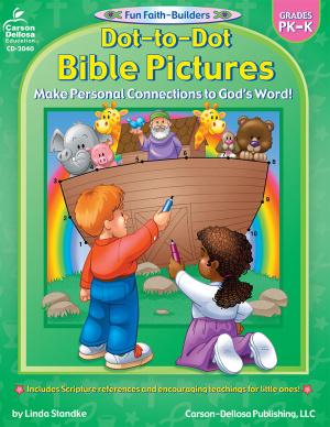Dot To Dot Bible Pictures PreK-K