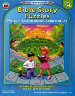 FFB Bible Story Puzzles