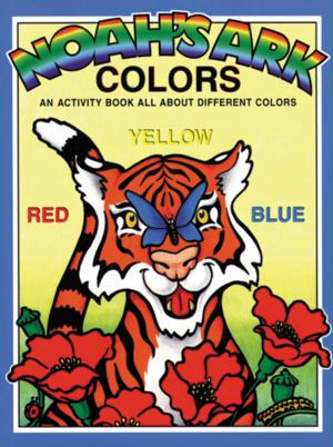 Noahs Ark Activity Colors Pb