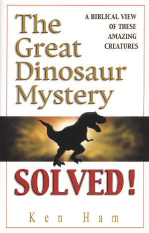 Great Dinosaur Mystery Solved The Pb