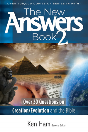 New Answers Book 2 Pb
