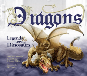 Dragons Legends And Lore Of Dinosaurs Hb