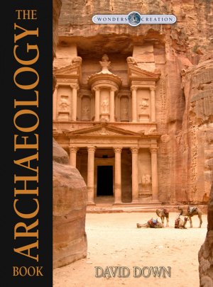 Archaeology Book The Hb