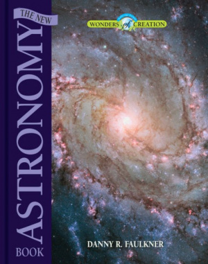 The New Astronomy Book Hardback