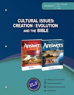 Cultural Issues: Creation/Evolution And The Bible Parent Les
