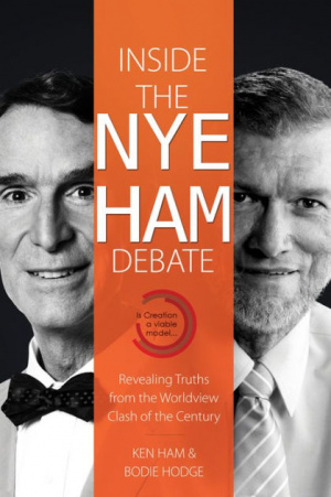 Inside The Nye Ham Debate Paperback