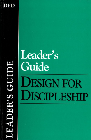 Design for discipleship Leaders Guide