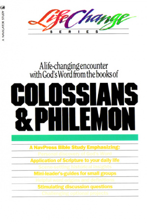 LifeChange Colossians & Philemon (11 Lessons)