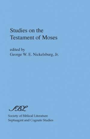 Studies on the Testament of Moses