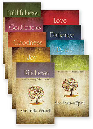 Nine Fruits of the Spirit Pack of 9