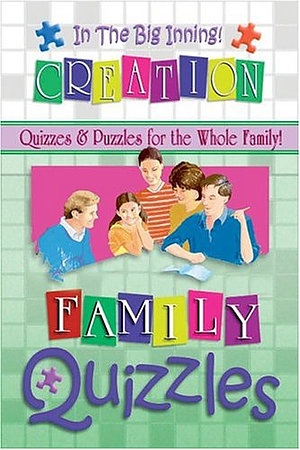 In the Big Inning: Quizzles About Creation