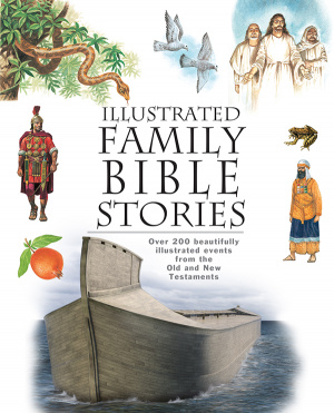 Illustrated Family Bible Stories Hb