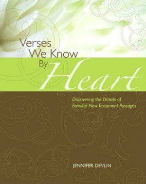 VERSES WE KNOW BY HEART