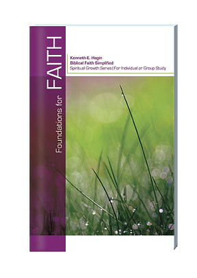 Foundations for Faith Study Guide