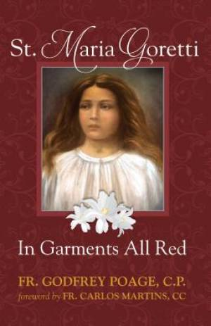 St. Maria Goretti in Garments All Red