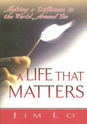 Life that Matters - Booklet