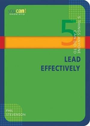5TACDT Lead Effectively