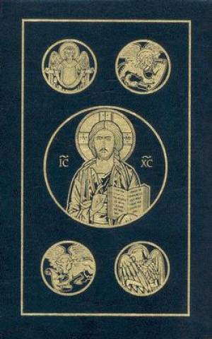 RSV Catholic New Testament and Psalms: Leather