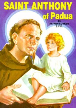Saint Anthony Of Padua Pack of 10