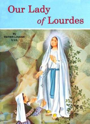 Our Lady Of Lourdes Pack of 10