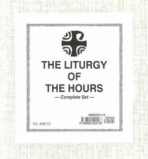 Liturgy Of The Hours 1-4