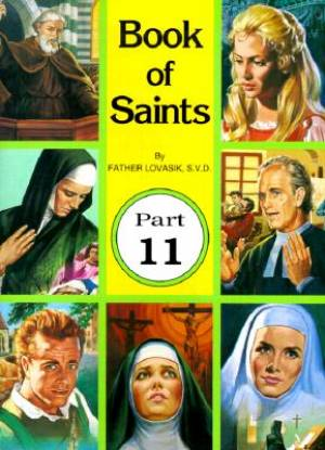 Book Of Saints 11