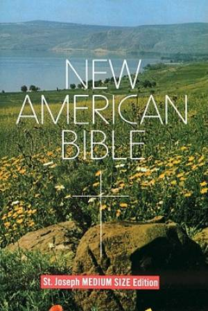 NAB Saint Joseph Student Edition Medium Size Paperback