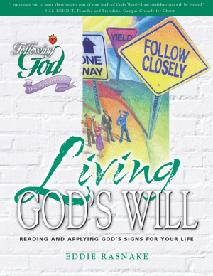 Living God's Will: Following God