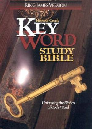 KJV Hebrew/Greek Key Word Study Bo/Le/Bu