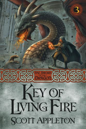 Key Of Living Fire Vol 3 Pb