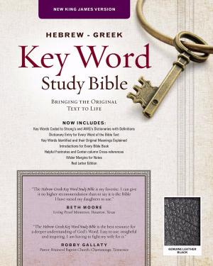 NKJV Hebrew-Greek Key Word Study Bible, The