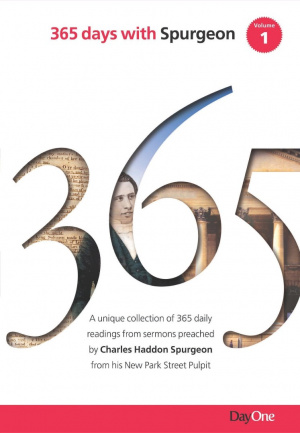 365 Days With Spurgeon Vol 1 Hb